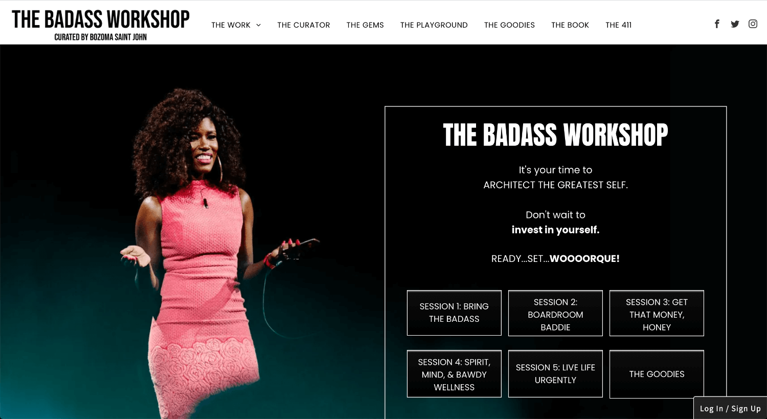 the badass workshop membership
