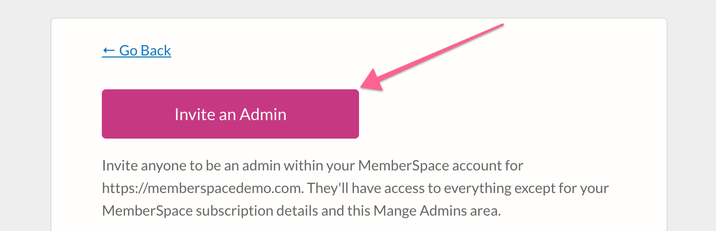 How to Invite a Client to Become a Site Admin
